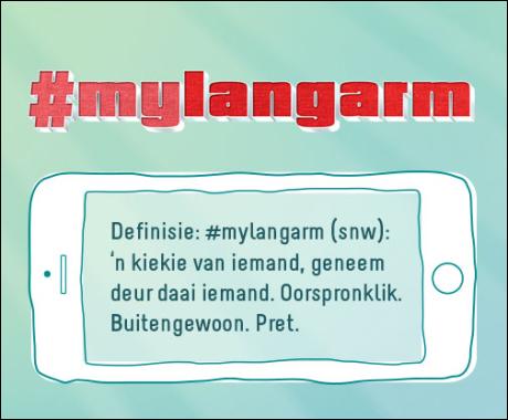 #mylangarm